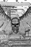DSkullCircuitboard